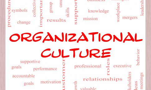 Cultura organizacional positiva e forte