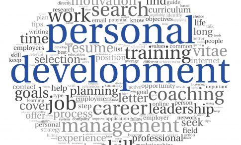 O poder do desenvolvimento pessoal e profissional