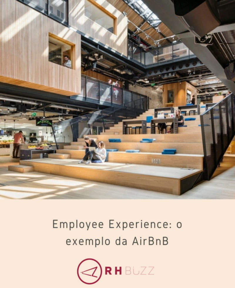 O que é que a AirBnB tem para ensinar sobre Employee Experience? Muito!