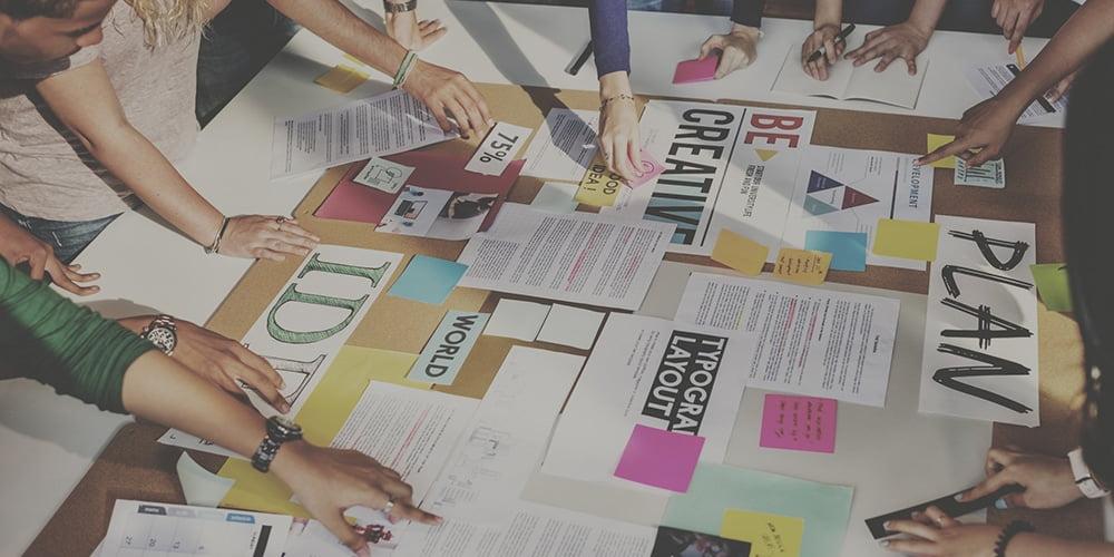 Design thinking na gestão de projetos