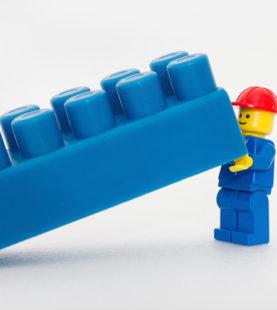 FACILITAÇÃO DA MUDANÇA com Lego® Serious Play®