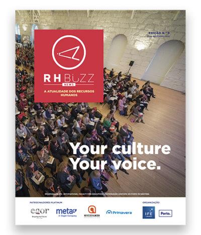 Jornal RH Bizz Edição Porto RH Meeting 2019