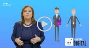 Formação em vídeo Relação Cliente Ana Rocha