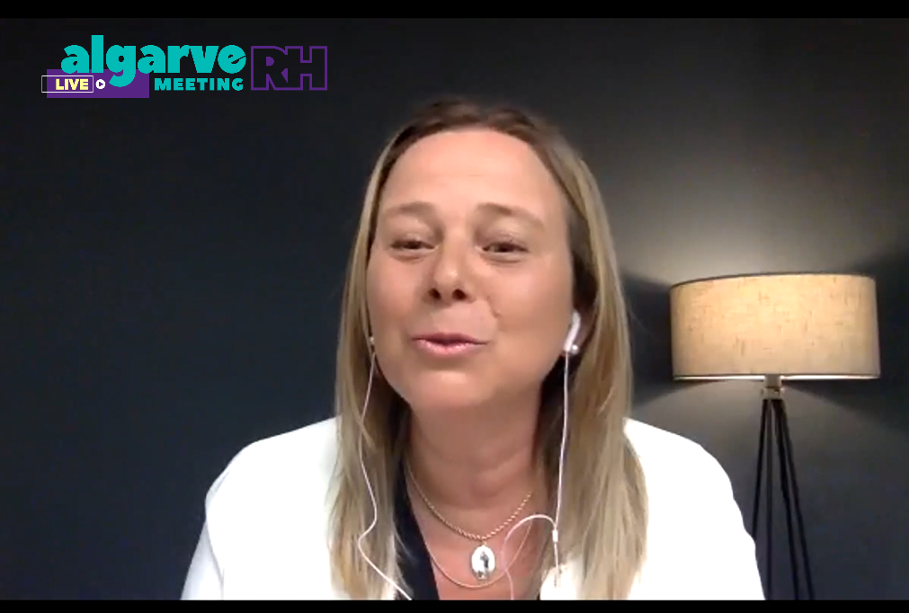Irene Moreira no Algarve RH Meeting