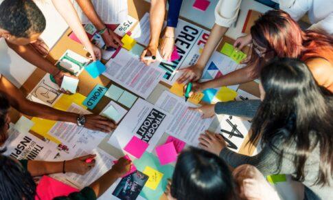 O design thinking (e porque deve começar a pô-lo em prática na sua organização)