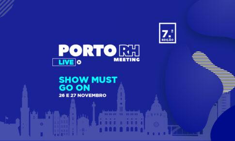 Porto RH Meeting volta em novembro