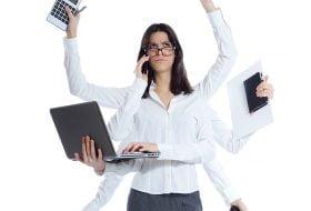 Ser multitasking é um mito